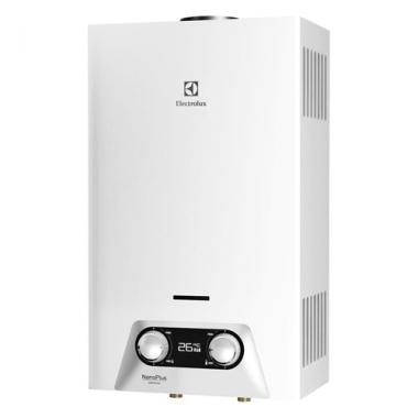 """Газовая колонка Electrolux GWH 265 ERN Nano Plus (""""автомат"""" на батарейках)"""
