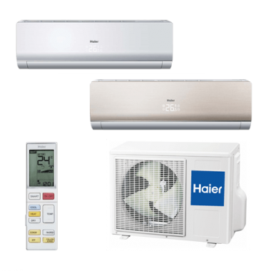 Кондиционер Haier Lightera DC-Inverter AS24NS2ERA-G(W)