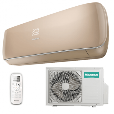 Инверторный кондиционер Hisense Premium Slim Super DC Inverter AS-10UR4SVPSC5(C)