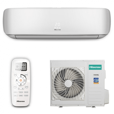 Кондиционер Hisense Premium Slim Super DC Inverter AS-10UR4SVPSC5(W)
