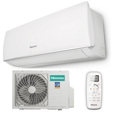 Сплит-система Hisense Smart DC Inverter AS-13UR4SVDDB (инвертор)