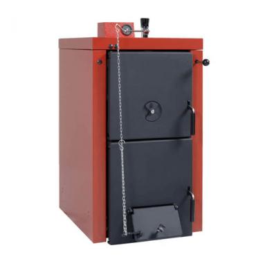 Твердотопливный котел Виадрус U22 C (18 кВт, 3 секции, чугунный)
