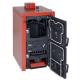 Твердотопливный котел Виадрус U22 C (18 кВт, 3 секции, чугунный)-2